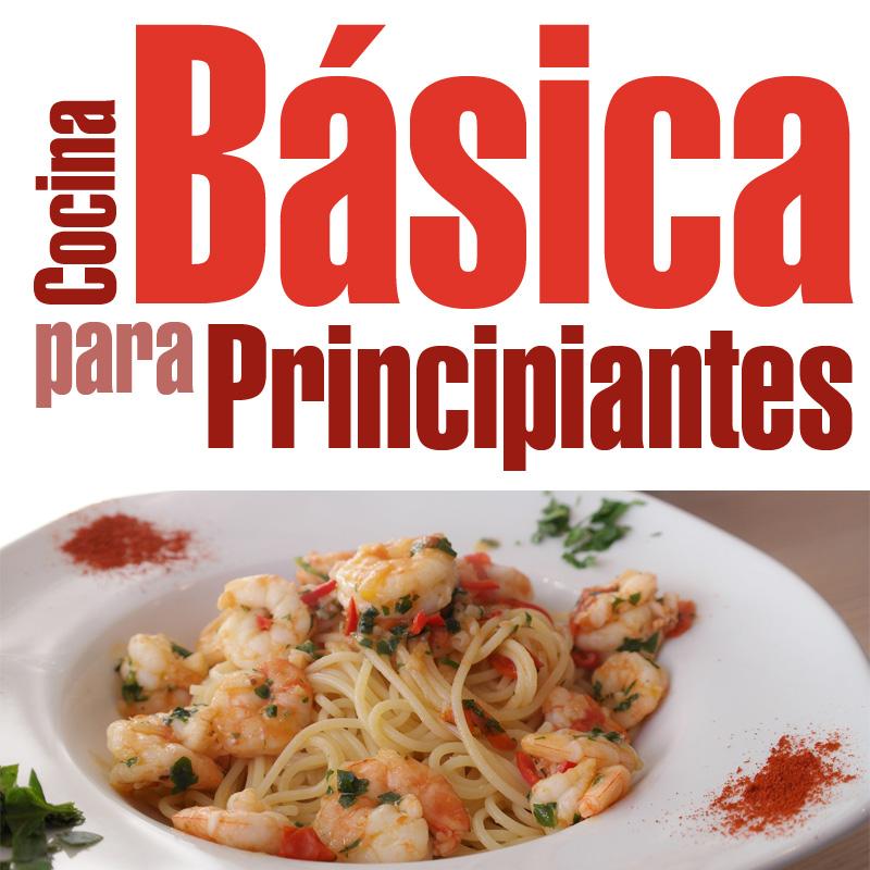 Curso De Cocina Madrid Principiantes | Productos