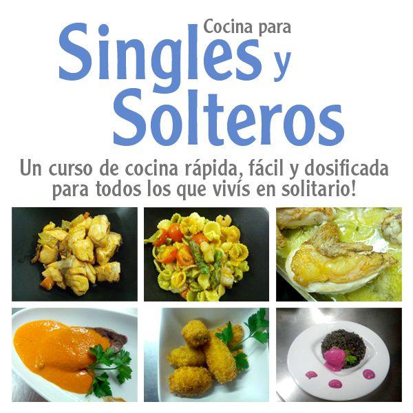 Cocina Basica Para Singles Y Solteros